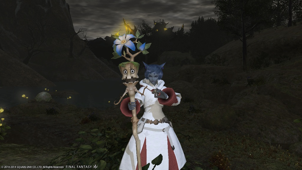 how to get white mage ffxiv