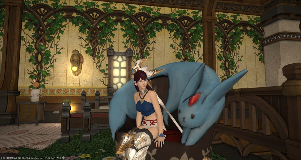 Arbor Walls And Carbuncle Chair Geek FFXIV Pinterest