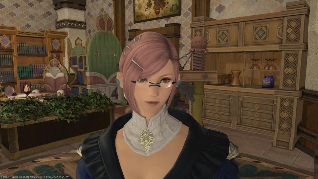 Eorzea Database: Rimless Glasses FINAL FANTASY XIV, The ...