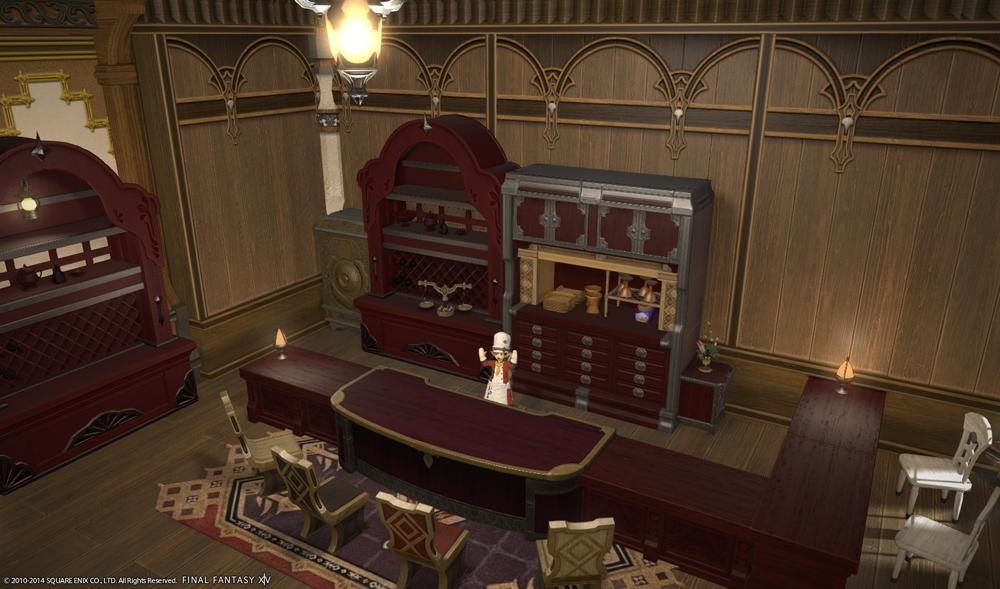 レストラン風ハウス