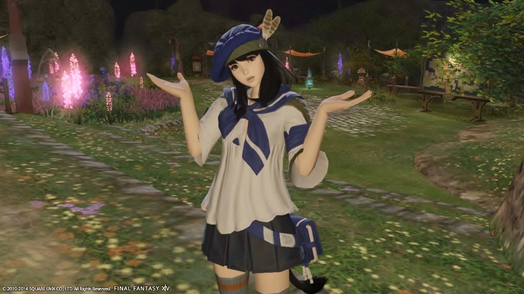 how to become rouge ffxiv