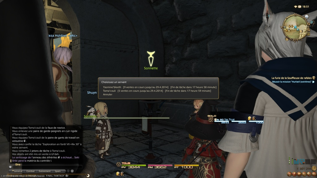 FINAL FANTASY XIV Forum