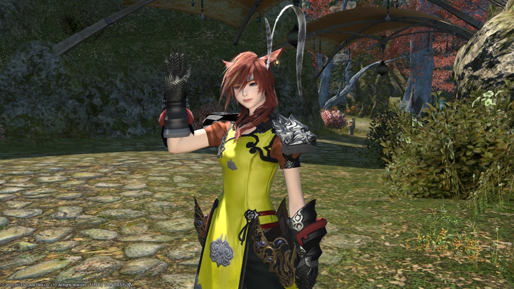 how to get lighning hair ffxiv