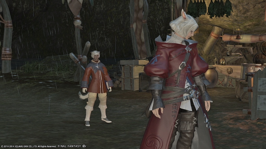 final fantasy 14 how to become a arcanist