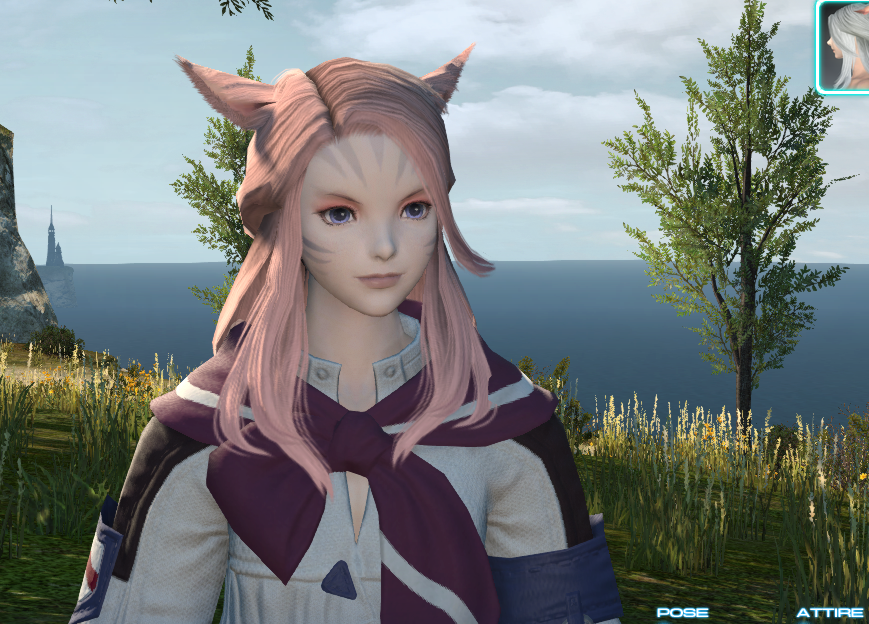 More Screenshots from Final Fantasy XIV Patch 3.3 : ffxiv