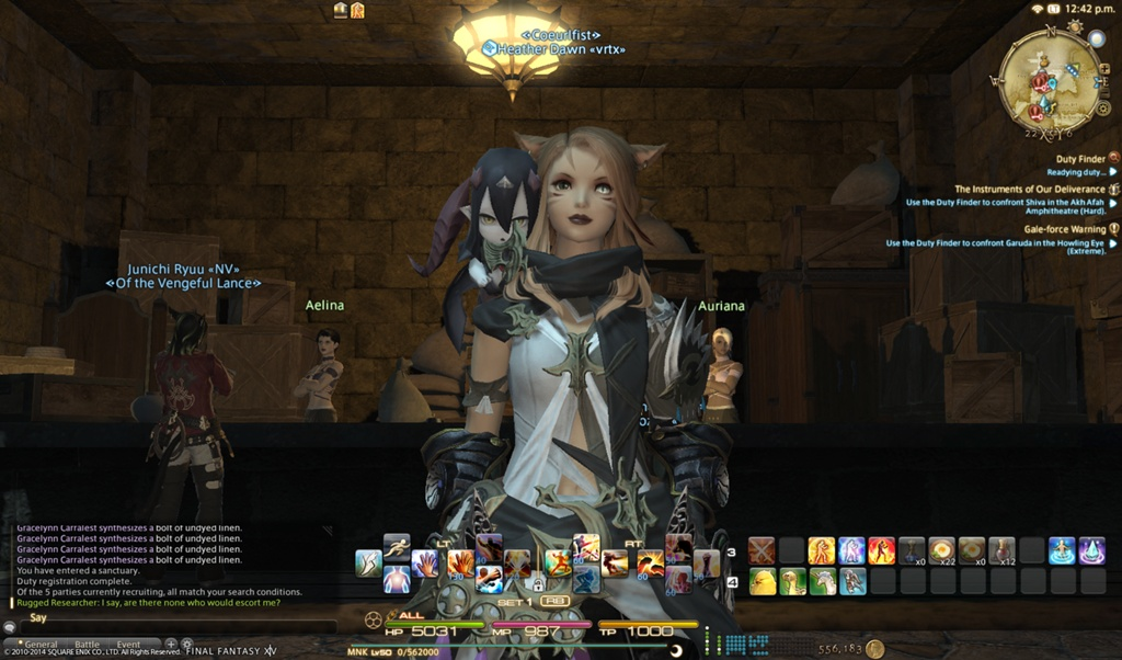 ffxiv how to get minions