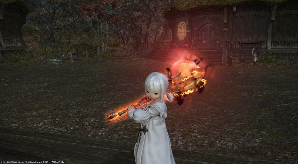how to kill red chocobos ffxiv