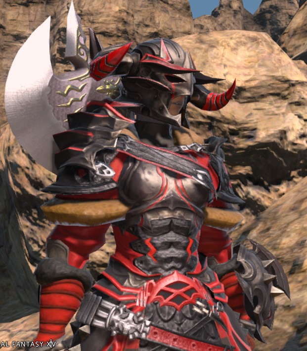 ff14 warrior - photo #17