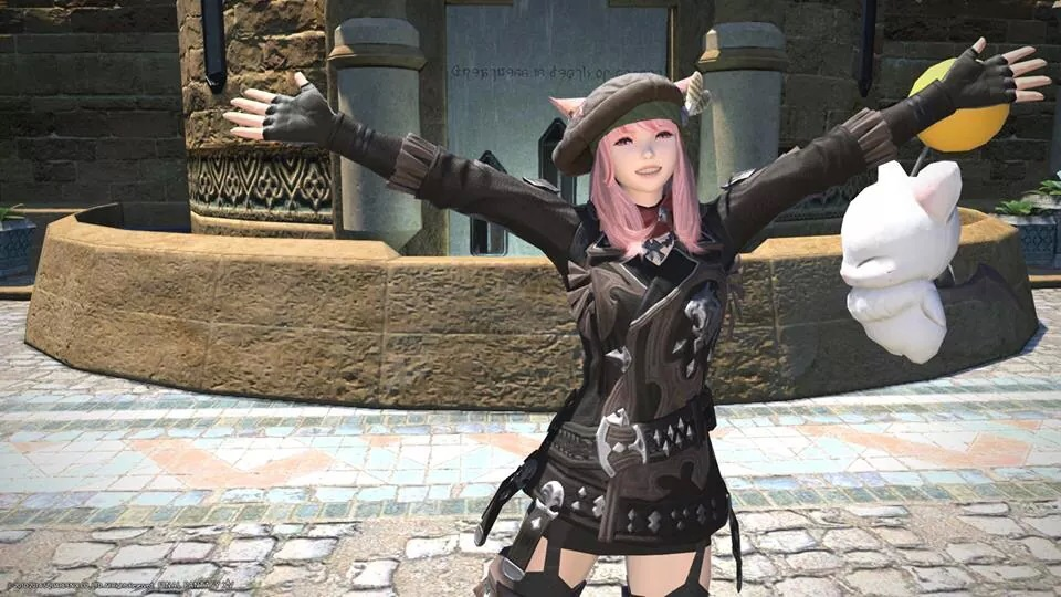 how to get good gear for black mage ff14