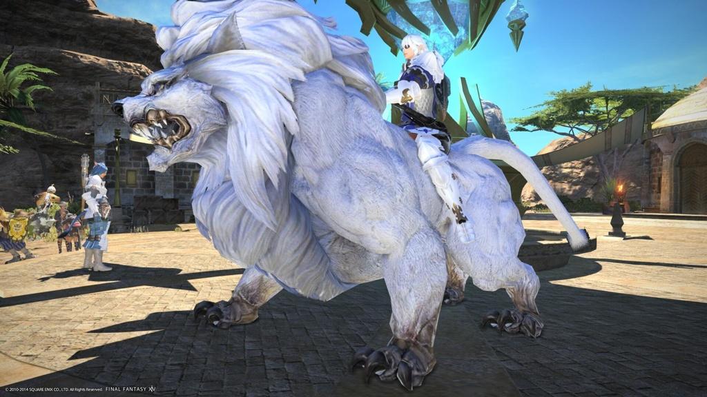 Mount Collector's Guide | FFXIV ARR Forum - Final Fantasy