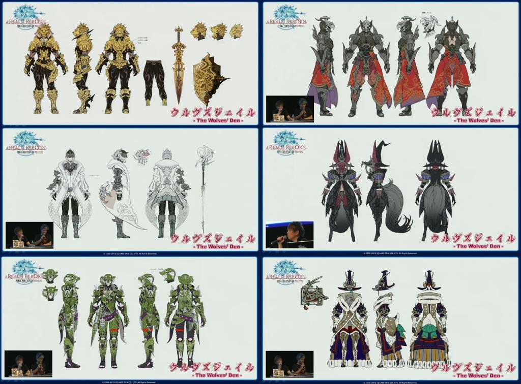 Final Fantasy  Heavensward Crafting Guide