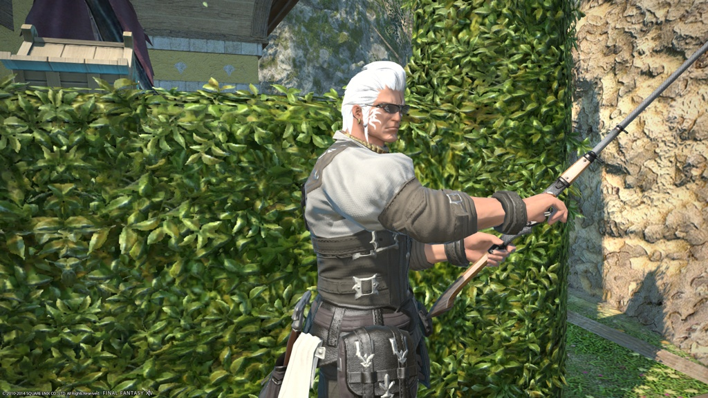 how to get 50 gathering gear ffxiv
