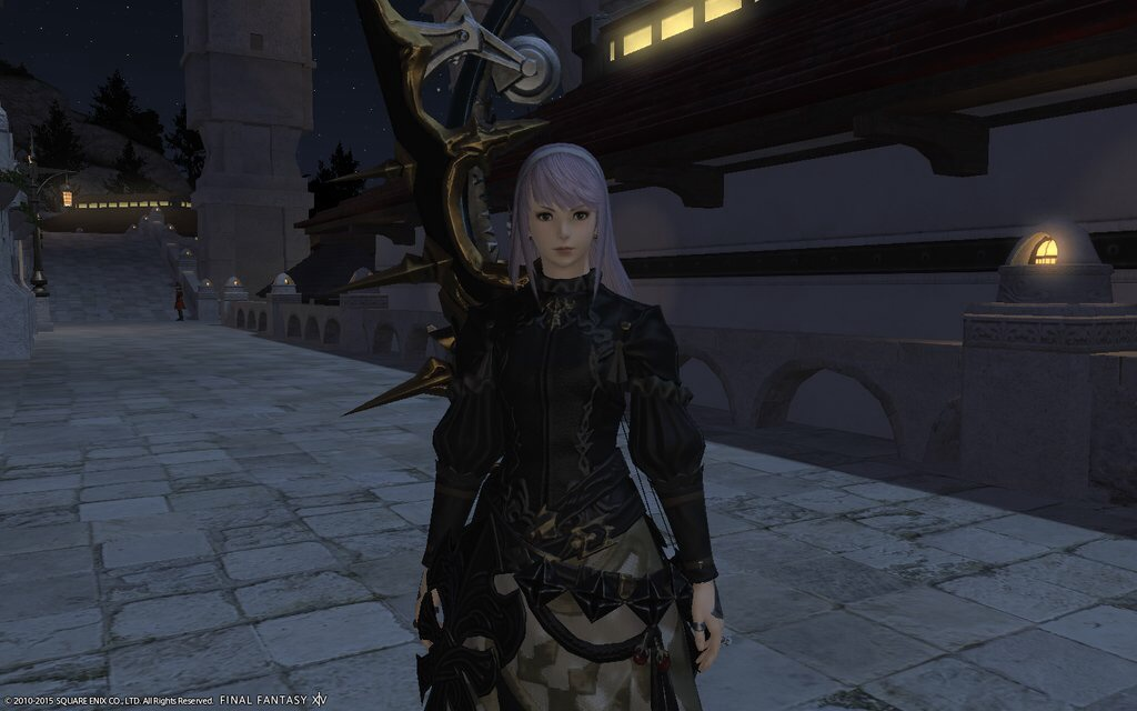 Expert roulette dungeons ffxiv