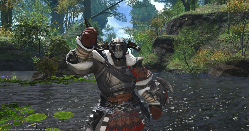 ff14 warrior - photo #34