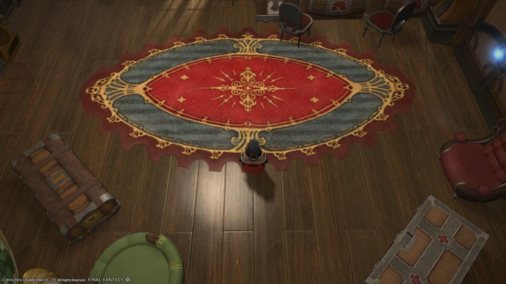 Eorzea Database Riviera Oval Rug Final Fantasy Xiv The