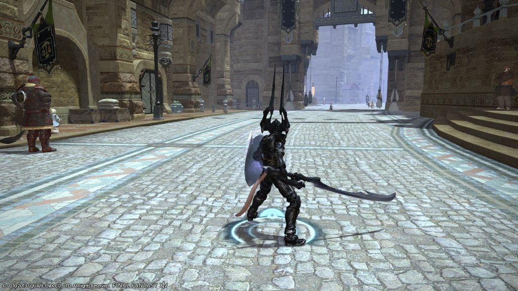 Odin Armor Final Fantasy 14 Odin