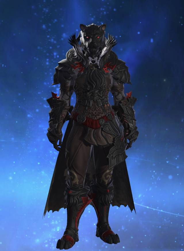 Eorzea Database: Lynxliege Cuirass | FINAL FANTASY XIV ...