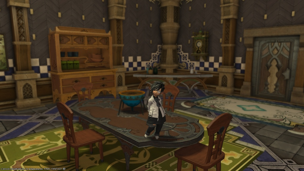 Ffxiv Can T Eat Food Housing