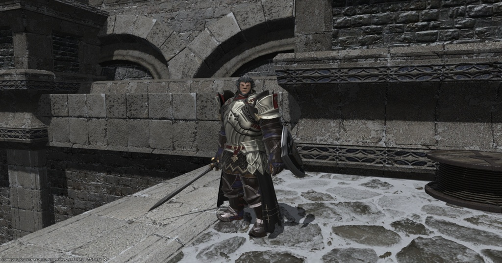 Eorzea Database Adamantite Armor Of Fending Final