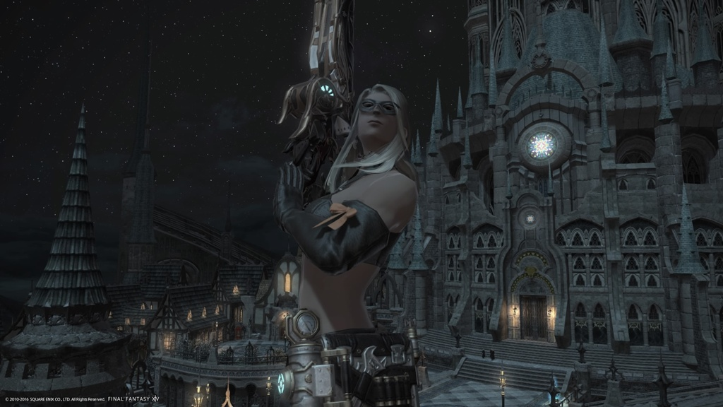 final fantasy xiv machinist guide
