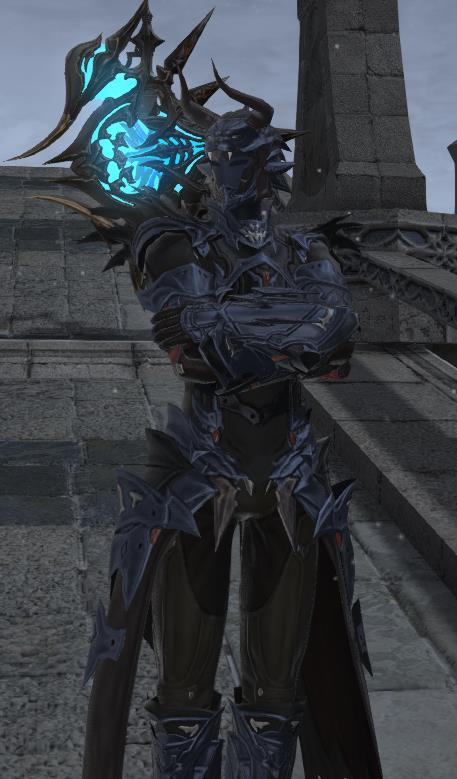 Eorzea Database: Armor of the Behemoth King | FINAL ...