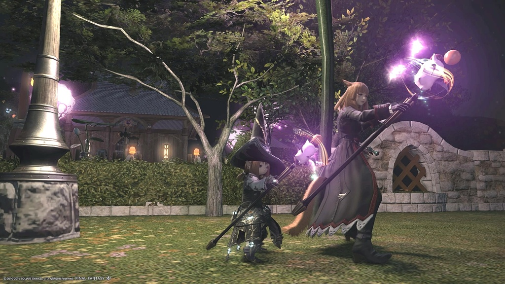 ff14 how to make maleficent moggle mogstaff