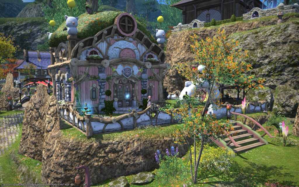 How To Build A House For Fc Ffxiv