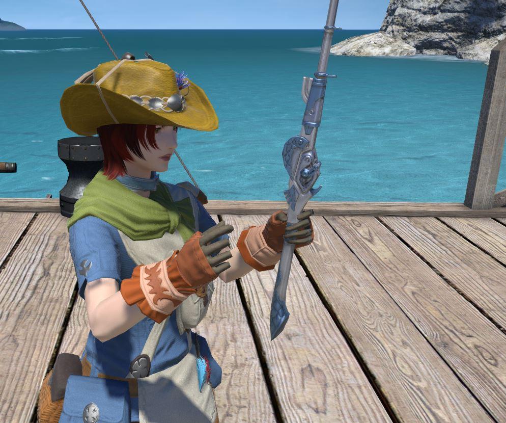 Eorzea database cedar fishing rod final fantasy xiv for Ffxiv fishing guide