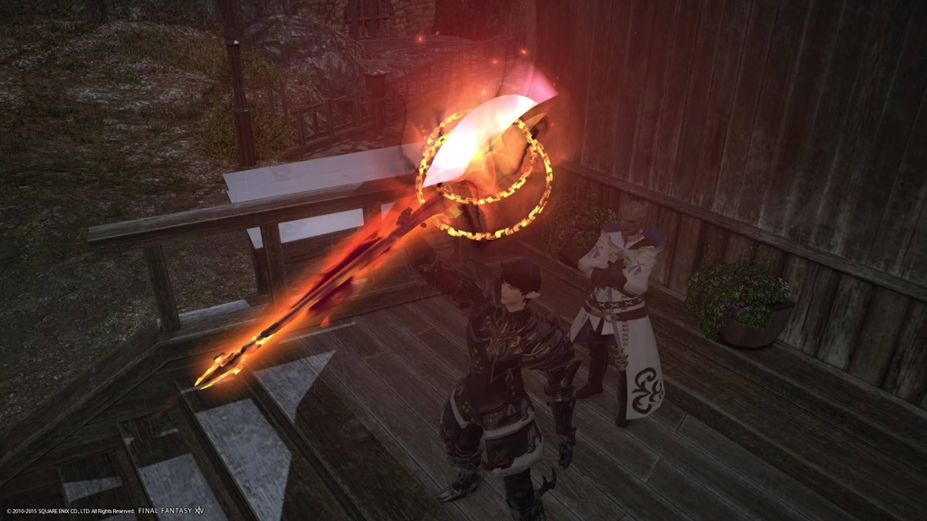 how to get frontline mount from 3.5 ffxiv
