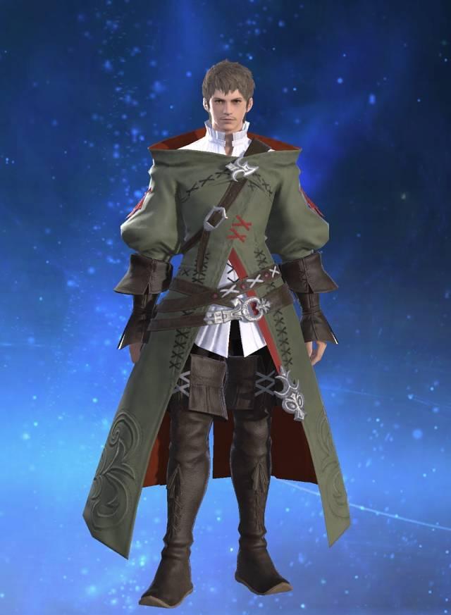 eorzea database acolytes robe final fantasy xiv the
