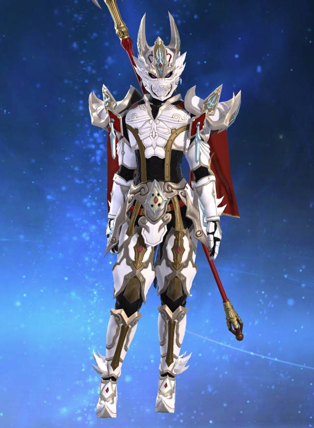 Eorzea Database: The Body of the White Night | FINAL ...