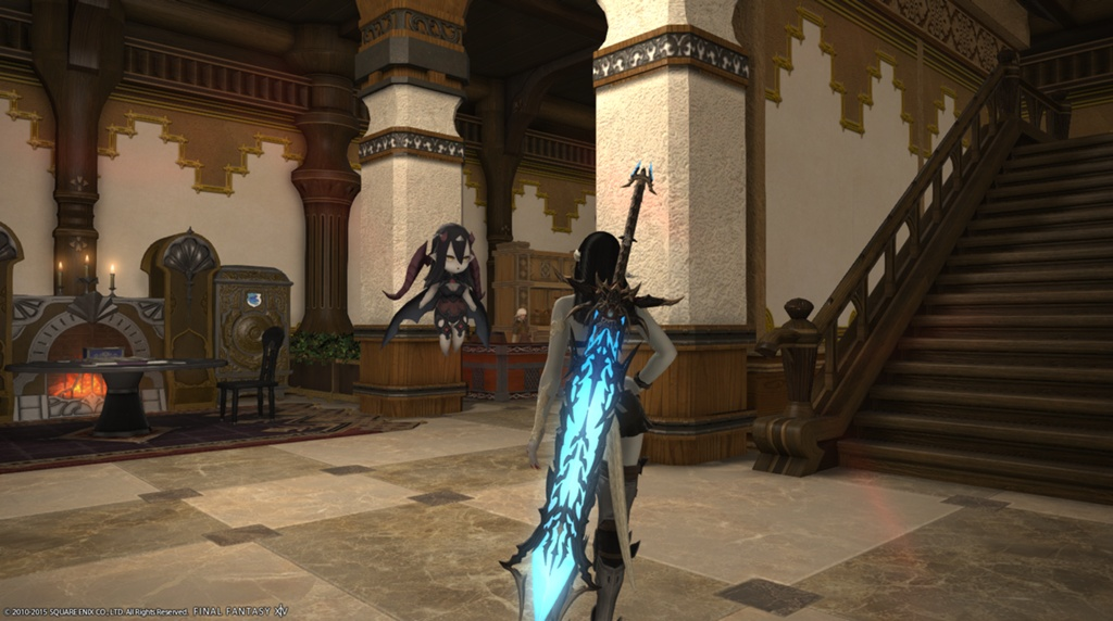 Weapon Glamour Ffxiv