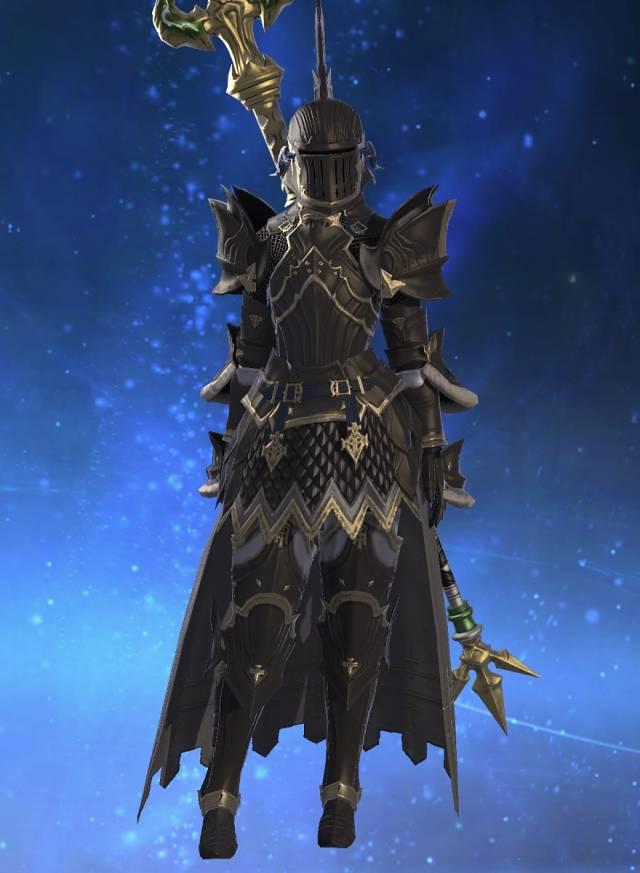 Eorzea Database Adamantite Armor Of Maiming Final