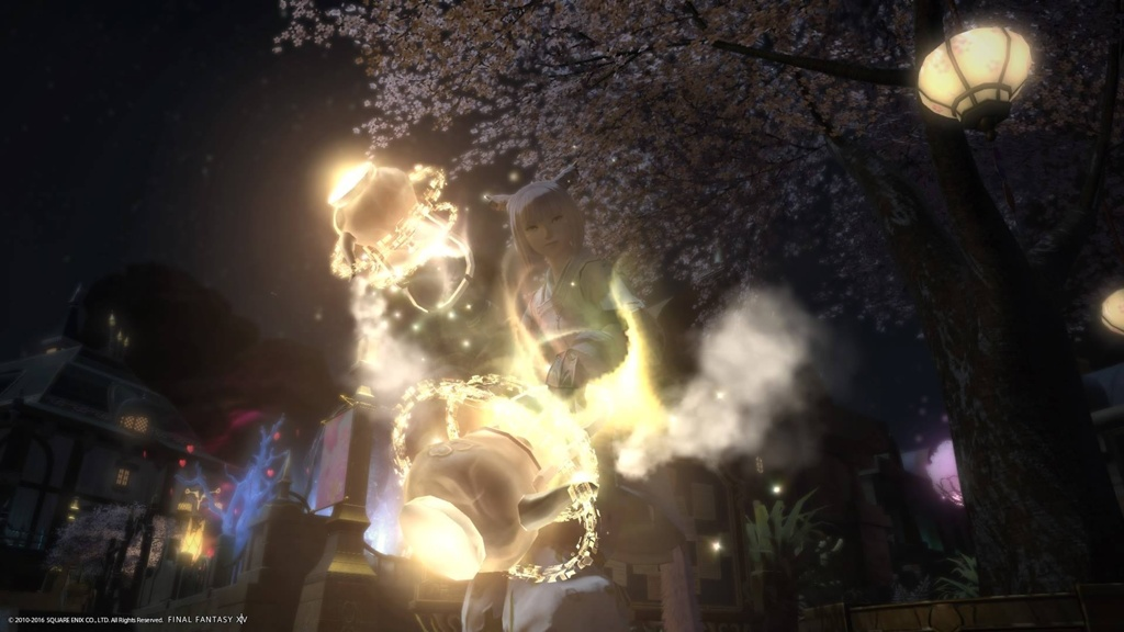 FFXIV:Heavensward] /dote on people with this year's