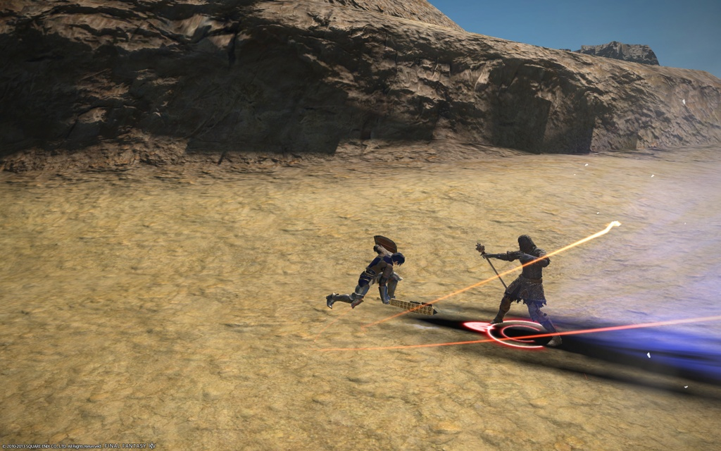 final fantasy xiv armorer leveling guide