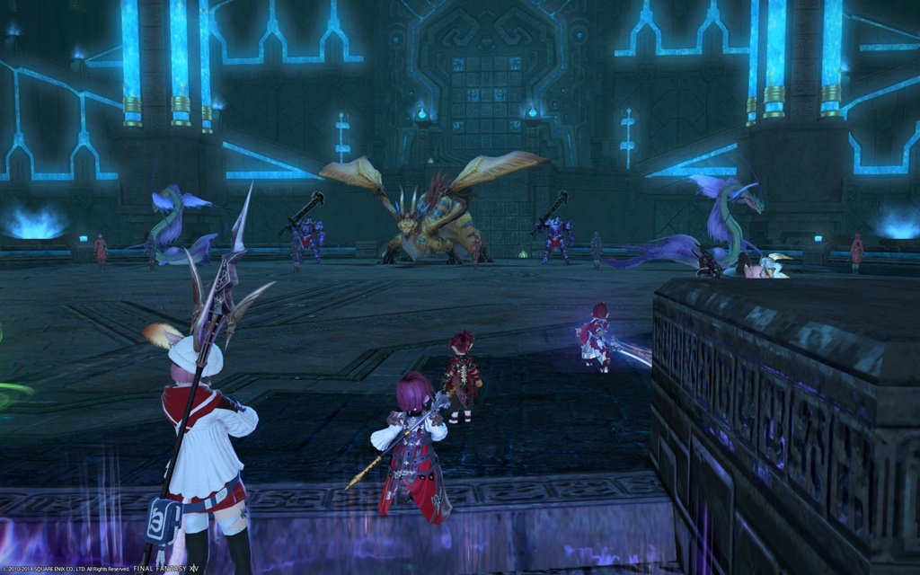 Vita Rena Blog Entry `Things done in 2 3` | FINAL FANTASY XIV, The