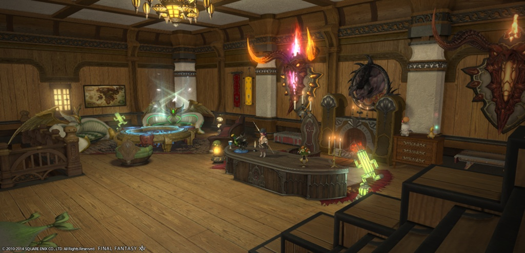 Killua skyup blog entry fc house decoration final for House decoration images