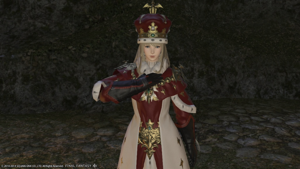 Eorzea Database Paragon S Gown Final Fantasy Xiv The