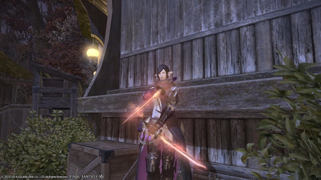 lily arlune blog entry some screenshots and my thoughts on ninja