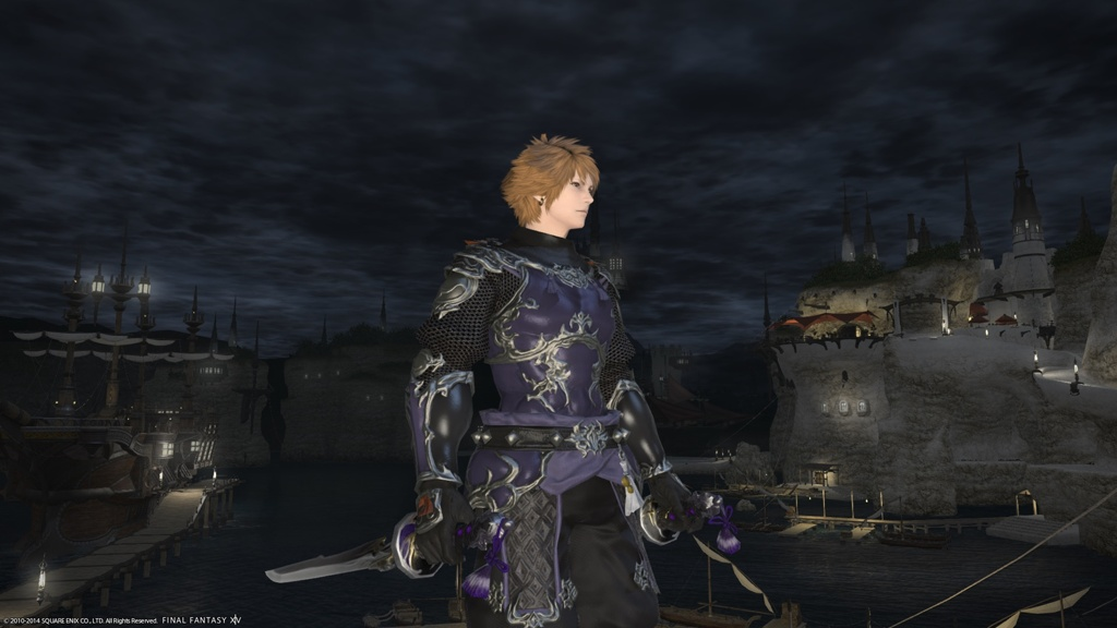 eorzea database ninja chainmail final fantasy xiv the lodestone