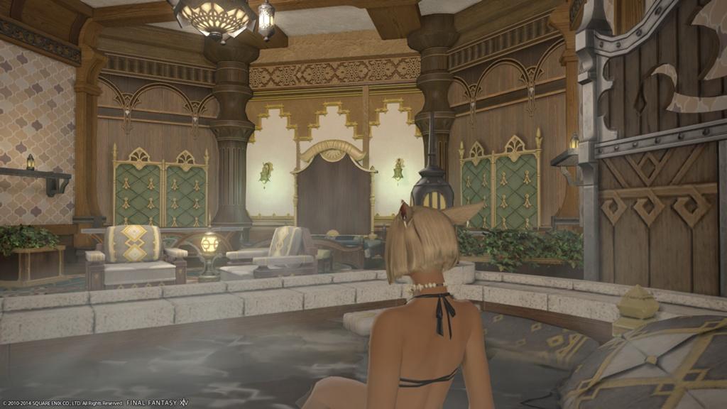 Interiors Final Update: Kataleya Vega Blog Entry `Private Chambers