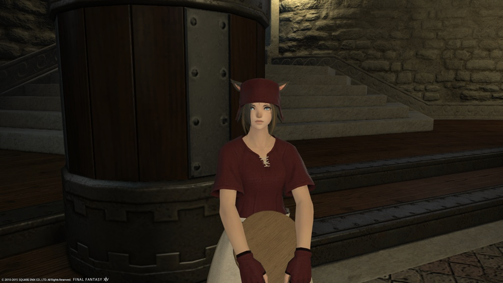 Ellza Tirel Blog Entry `Primals and silly names` | FINAL