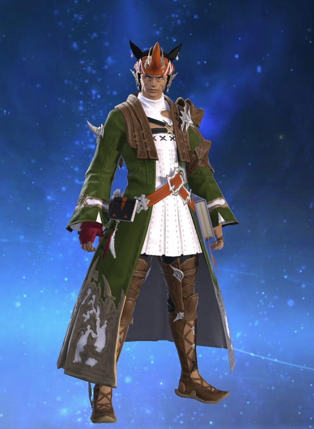 ff14 how to get lvl 50 job gear