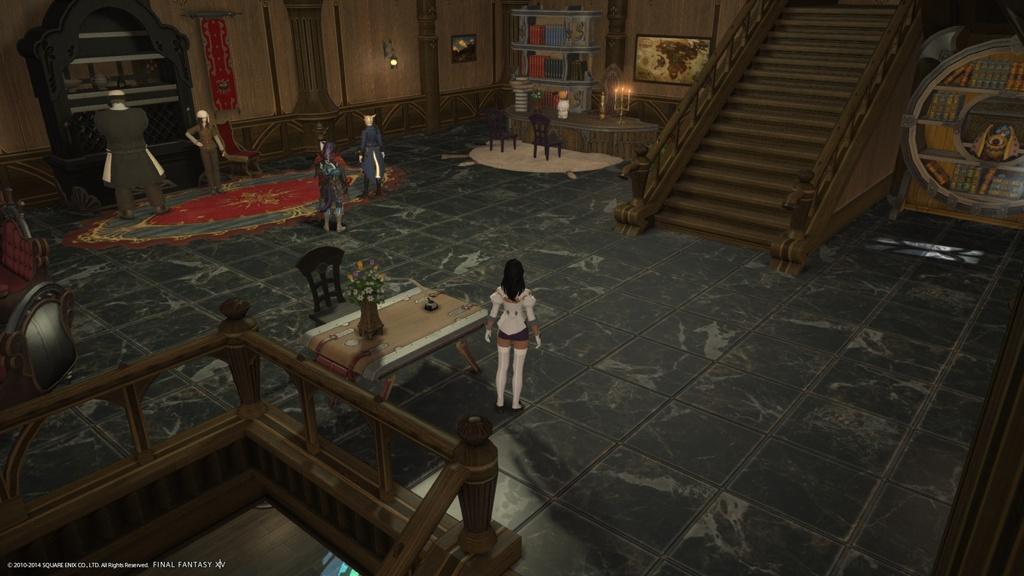 Valia Rosa Blog Entry 2 3 New Furniture Final Fantasy