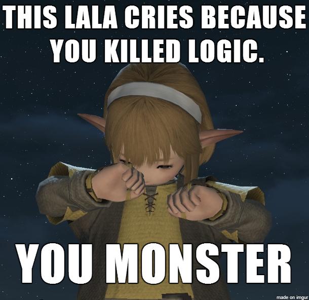 ulanan ulan blog entry memes final fantasy xiv the lodestone