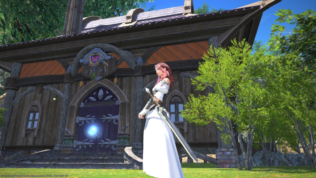 Final fantasy xiv hyur female - photo#50