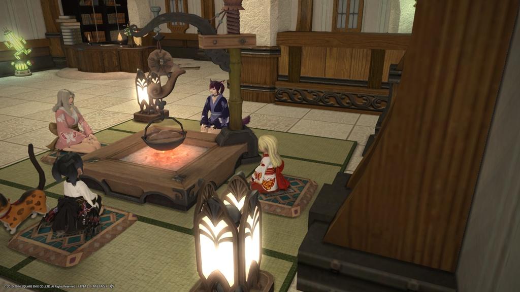 Suirenji Shizu Blog Entry Yukata Final Fantasy Xiv
