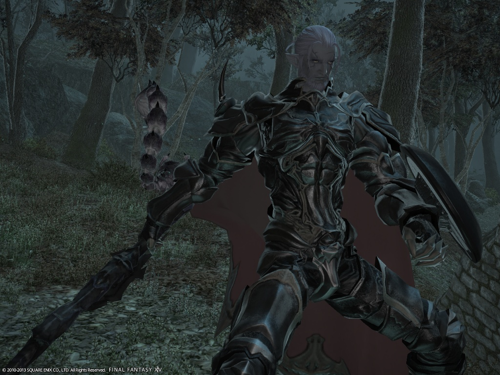 ff14 how to leave gold caucer