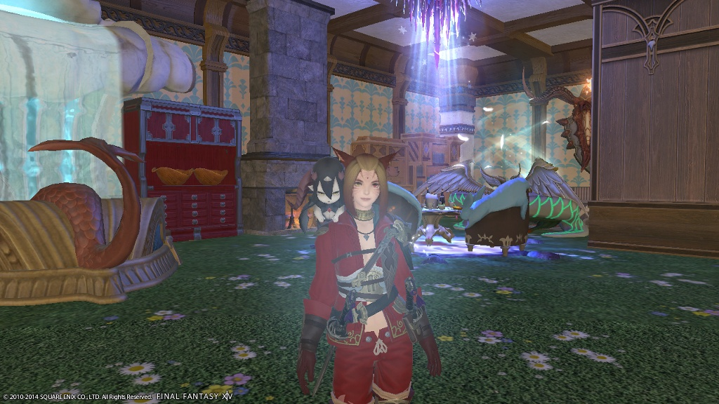 Renne farce blog entry final fantasy xiv the for Farcical characters