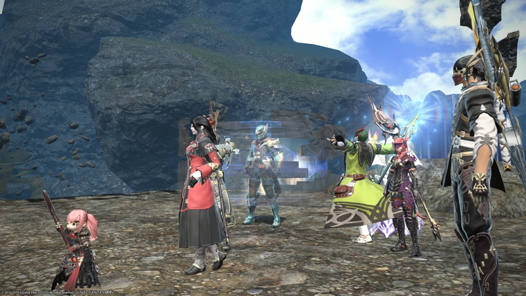 majis tek blog entry red ranger green ranger final fantasy